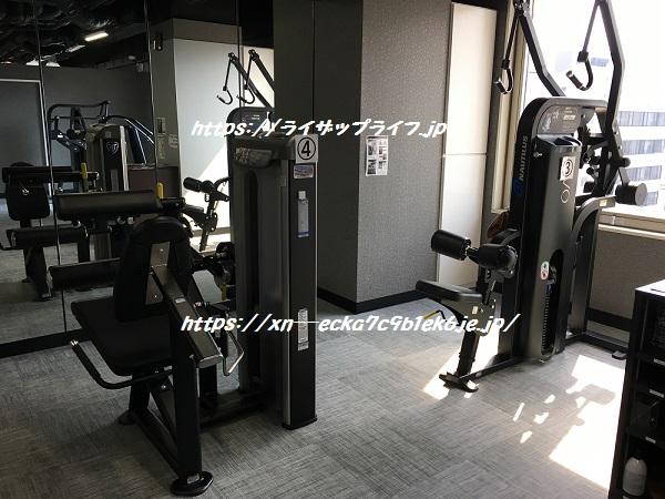 ライザップのトレーニングマシン