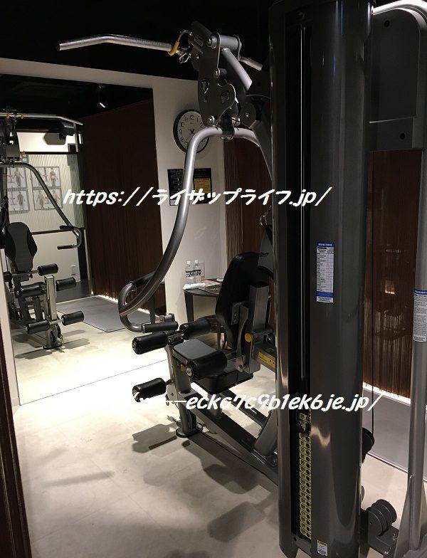 ライザップ名古屋栄店のマシンルーム