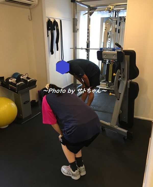 ダイエット専門のプライベートジム-esthree(エススリー)の体験トレーニング