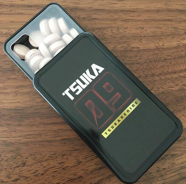 TSUKA09(ツカレナイン) | 筋トレの疲労回復にお勧め
