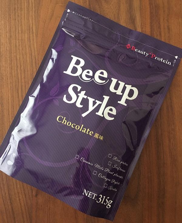 Bee up Styleのプロテイン