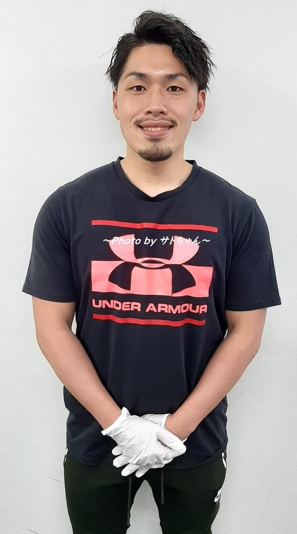 FORZA(フォルツァ)秋葉原店の店長、瀧澤トレーナー